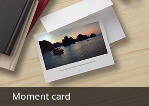 Moment card