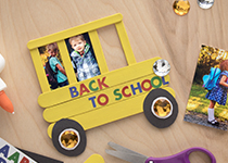 School bus frame
